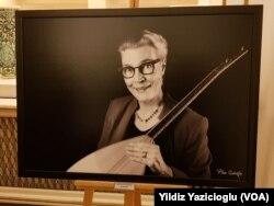 Almanya'nın Ankara Büyükelçisi'nin eşi Marion Erdmann