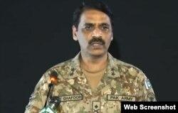 巴基斯坦少将阿西夫·加富尔