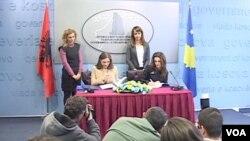 Albania Kosovo cooperation