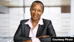 Dr. Mphu Ramatlapeng of Lesotho