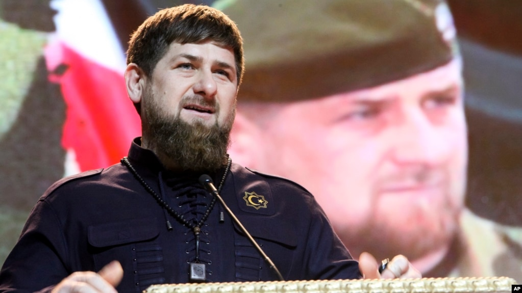 Image result for gay chechnya