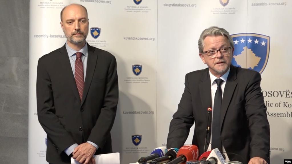 Kosovë, të larguarit nga lëvizja Vetëvendosje, me subjekt të ri politik