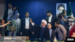 Prezident Ruhani - Zəncan