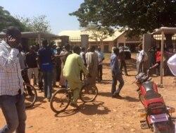 Reportage de Freeman Sipila, correspondant VOA Afrique à Bangui