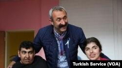 Tunceli'nin yeni belediye başkanı Türkiye Komünist Partili Fatih Mehmet Maçoğlu