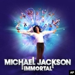"Michael Jackson's ""Immortal"" posthumous CD"