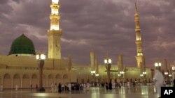 Madinadagi Payg'ambar masjidi