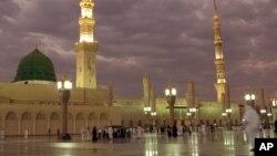 Masallacin Annabi Muhammad (SAW) dake Medina wanda aka taba kaiwa hari