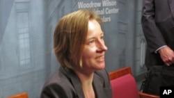 丹麦国防学院副教授莉泽洛特-奥德高