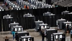 Afflux sans précèdent des Américains aux urnes pour le vote anticipé