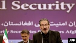 İran Ulusal Güvenlik Yüksek Konseyi Başkanı Ali Şamkani