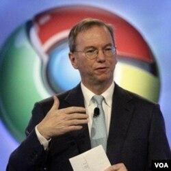 Eric Schmidt akan mengundurkan diri sebagai CEO Google, namun tetap akan duduk sebagai dewan direksi.