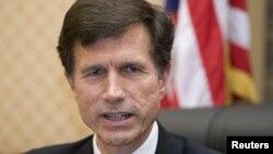 Amerika Davlat kotibining Janubiy va Markaziy Osiyo masalalari bo'yicha muovini Robert Bleyk