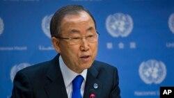 聯合國秘書長潘基文