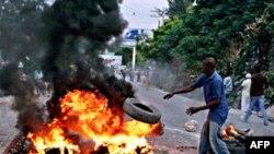Biểu tình diễn ra tại nhiều thành phố lớn của Haiti sau khi kết quả bầu cử được công bố hôm thứ Ba