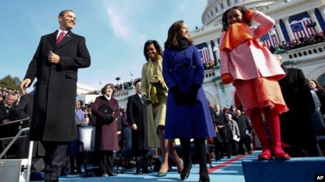 President Barack Obama's Inauguration