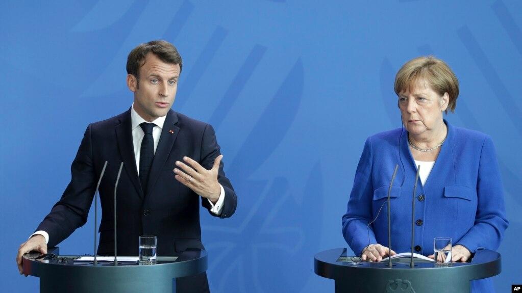 Merkel-Macron, mbështetje Ballkanit, por Zgjerimi në hije