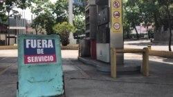 Colapsa industria petrolera y de gasolina en Venezuela