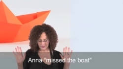 English in a Minute: Miss the Boat