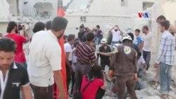 Սպիտակ սաղավարտավորները դուրս են բերվել Սիրիայի պատերազմական գոտուց