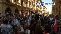 Manchetes Mundo 19 Novembro 2019: No Libano legisladores impedidos de entrar no parlamento