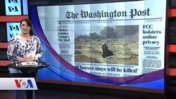 28 Ekim Amerikan Basınından Özetler