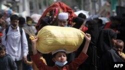 جموں و کشمیر میں مقیم روہنگیا پناہ گزین پولیس کی پکڑ دھکڑ سے پریشان ہیں۔
