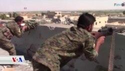 Pêşveçûnên HSD'ê Û YPG'ê li Navenda Bajarê Reqa