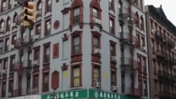 Khu phố Tàu New York đang mất dần vì chỉnh trang đô thị