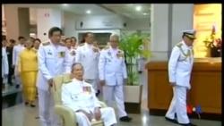 2015-05-05 美國之音視頻新聞:泰王公開露面 慶祝登基65週年