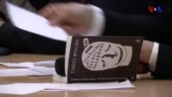Fransada Çingiz Abdullayevin yeni kitabı təqdim olunub
