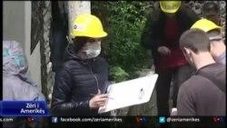 Të rinj nga Ballkani restaurojnë në Gjirokastër