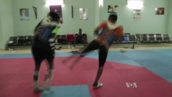 Ivorian Taekwondo Champions Head to Rio Olympics