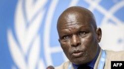 Doudou Diene arongoye umurwi wa ONU ujejwe gutohoza ku Burundi