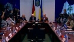 2014-05-14 美國之音視頻新聞: 烏克蘭舉行民族團結會談