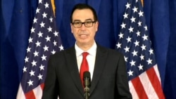Mnuchin on Sanctions: Do Business with US or North Korea Not Both