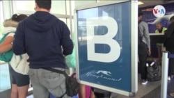 Denuncian arrestos en estaciones de autobús