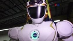 Robots pioneros en Marte