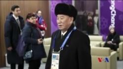 北韓前軍事情報長率團抵達南韓 引發抗議 (粵語)