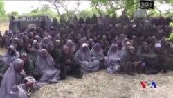 尼日利亞遭極端組織綁架八十多女孩獲釋 (粵語)