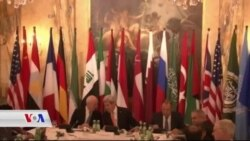 شیانی دواکەوتنی وتووێژەکانی ئاشتی سوریا