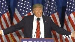 Trump Hits Back at Romney