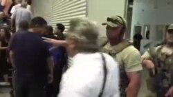 پلیس تگزاس دو مهاجم را بیرون نشست مرتبط با اسلام کشت