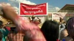 中缅合资铜矿引发抗议