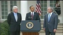 미국 대통령들, 퇴임 후에도 바쁜 삶