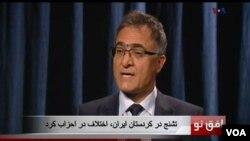 خالد عزیزی، دبیر کل حزب دمکرات کردستان