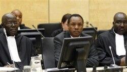 محاکمه سه مقام کنيايی در دادگاه بين المللی