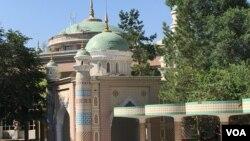 Uyg'ur masjidlaridan biri, Shinjon muxtoriyati