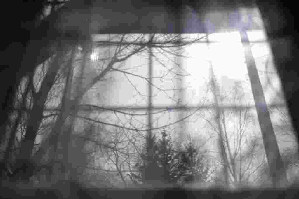 Pripyat es una ciudad abandonada después del accidente en la planta nuclear de Chernobyl.