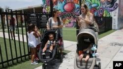 Wynwood es un área eminentemente turística en Miami, Florida.